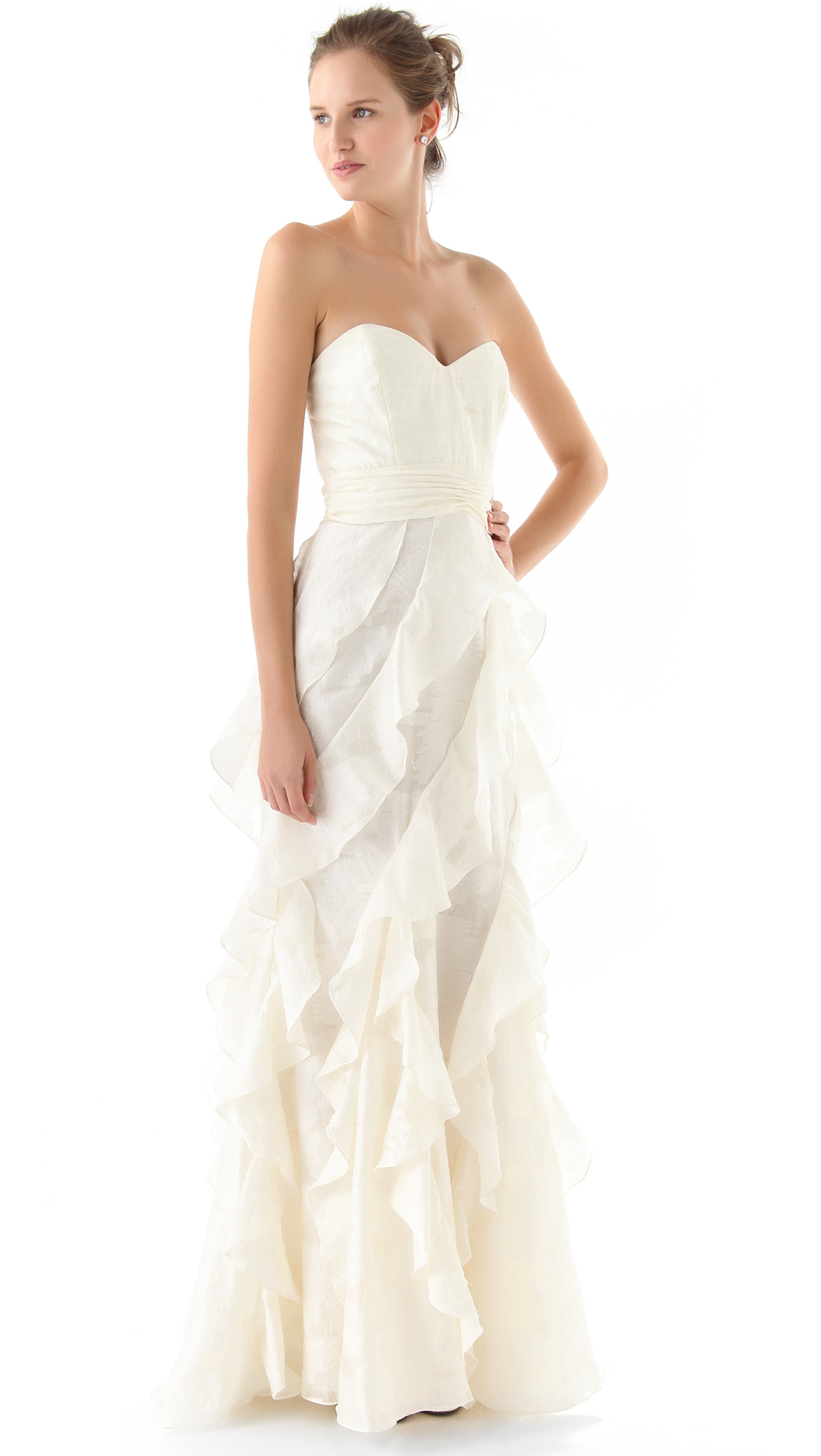 badgley-mischka-collection-ivory-strapless-gown-with-ruffle-product-2-13395862-326190971